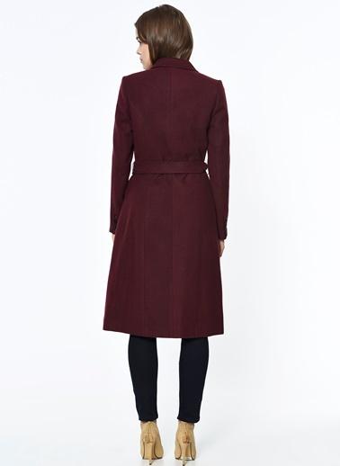 Uzun Kaşe Palto-Dewberry